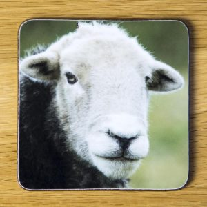 "Herdwick Sheep Coaster ""Ian"" dc0019-3315"