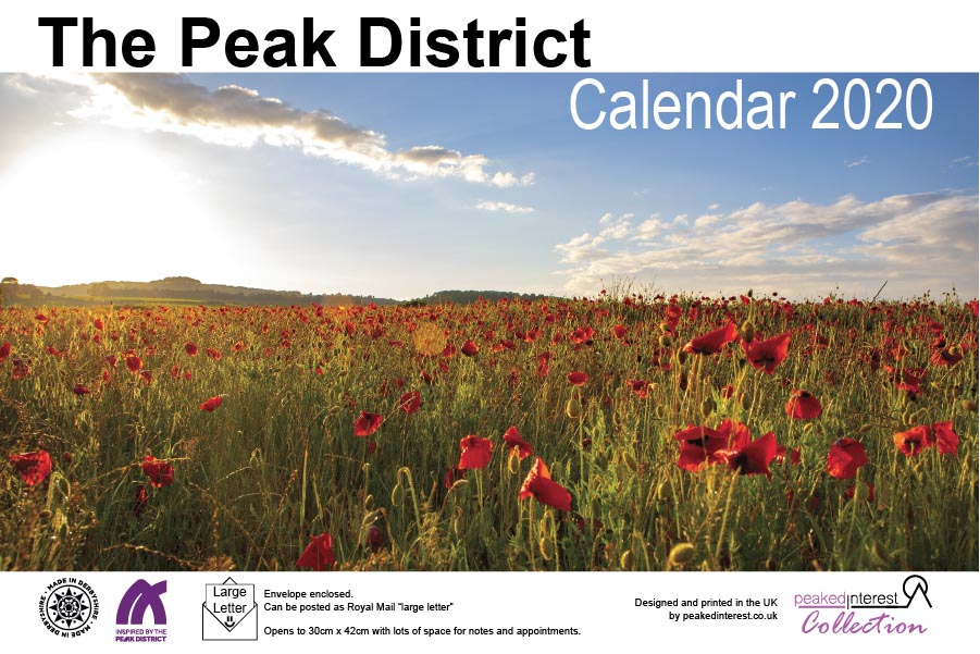 Peak District Calendar 2020