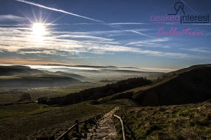 The Path to Mam Tor GP4318