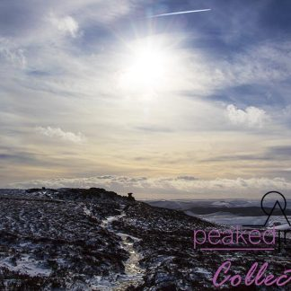 Derwent Edge in Winter